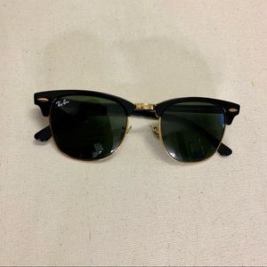 Ray ban clubmaster sunglasses 49